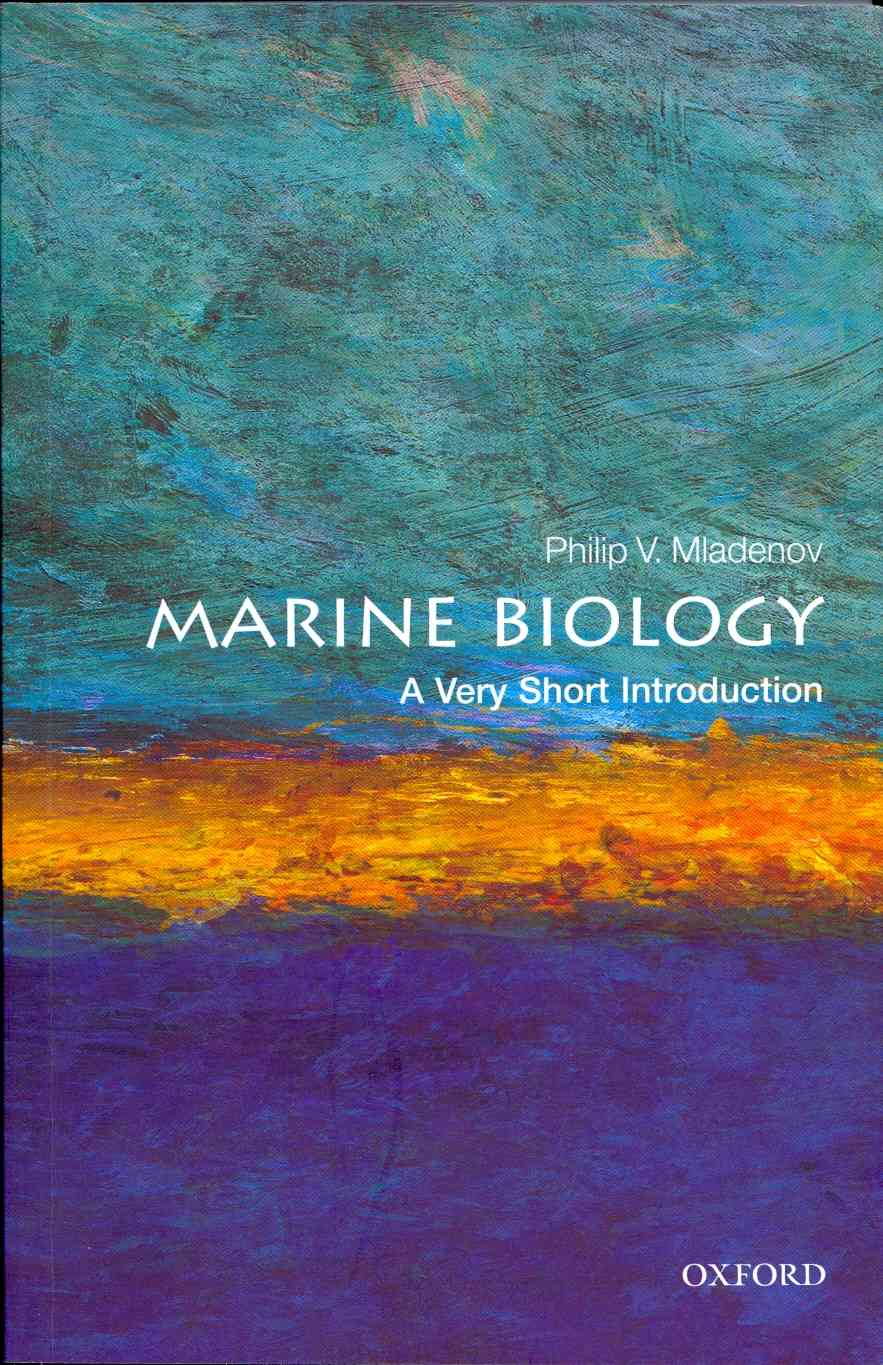 Marine Biology By Mladenov, Philip V.
